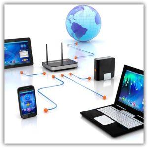 Роутер раздает Wi-Fi на другие устройства