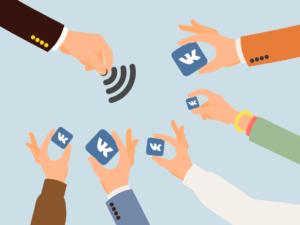 Wi-Fi для социальных сетей