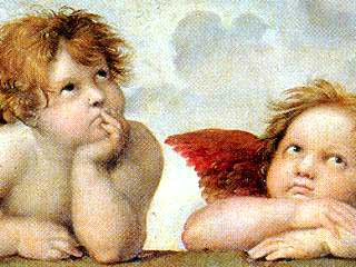 Raphael-cherubs-heruvimy-sekstinskaya-madona